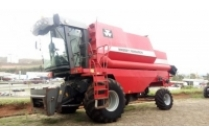 COLHEITADEIRA MF 32 ADVANCED ANO 2010 LOTE 12230