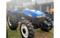 TRATOR NEW HOLLAND TT 3840 4X4 ANO 2009 LOTE 12224