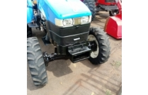TRATOR NEW HOLLAND TT 3880 F LOTE 12257